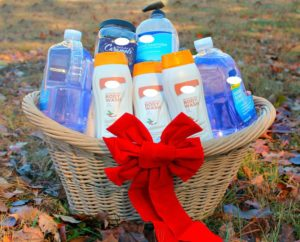 How To Make A Necessities Care Package Holiday Gift