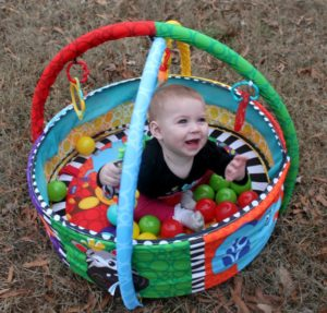 5 Early Learning Activities For Baby