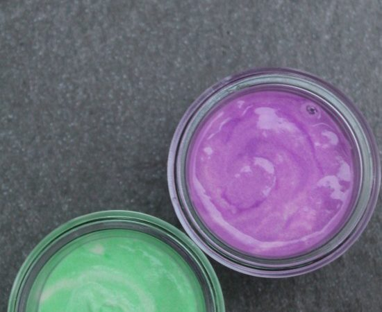 DIY Puffy Paint recipe