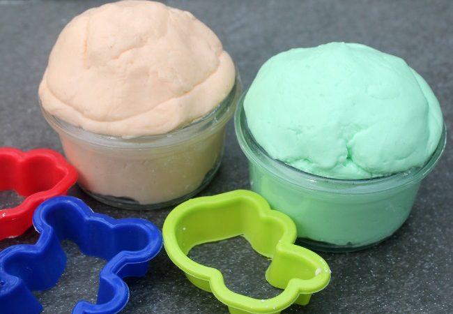aromatherapy play dough recipe