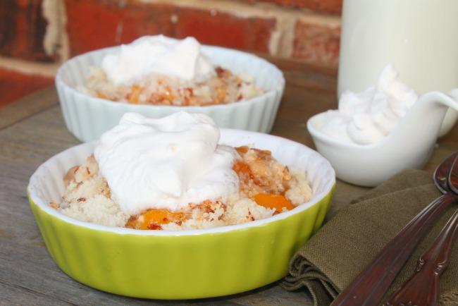 peach crumb cake recipe 2