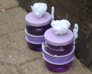How To Make Princess Sofia Bubbles Favors