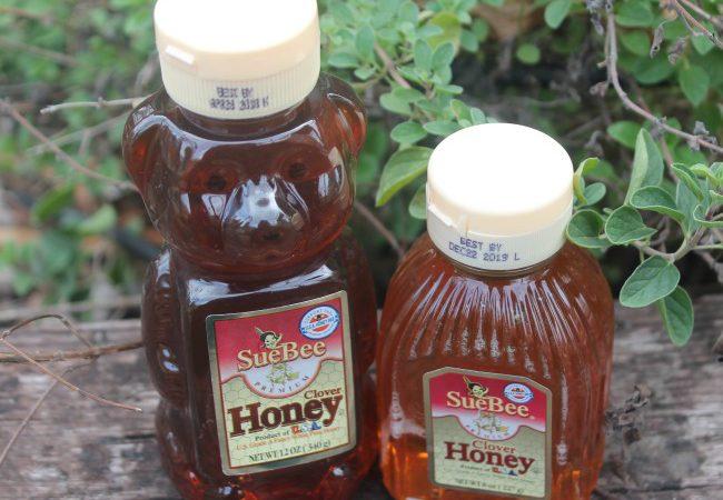 sue bee honey