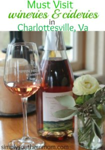 Wineries To Visit In Charlottesville, Virginia