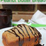 Gluten free Dairy Free Peanut Butter Bread