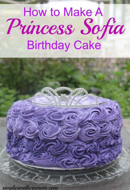 Peachy How To Make A Princess Sofia Cake Funny Birthday Cards Online Inifodamsfinfo