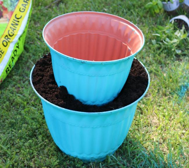 flower pot solar light instructions
