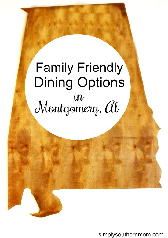 Family Friendly Dining Options in Montgomery, Al