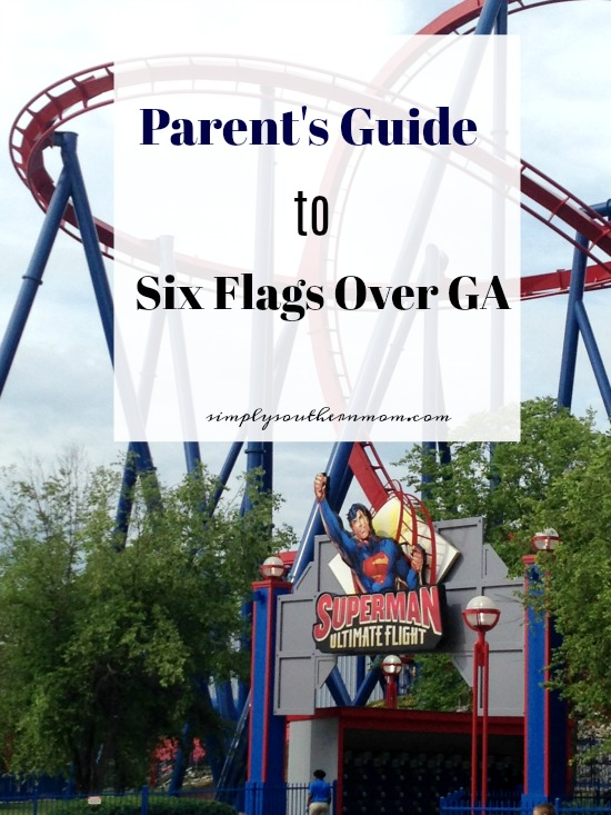 Parents Guide To Six Flags Over Ga