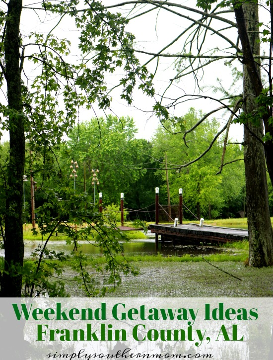 Weekend Getaway Ideas Franklin County, AL