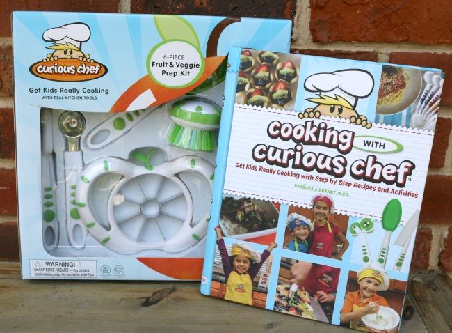 curious chef