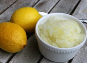 The Best Lemon Granita Recipe