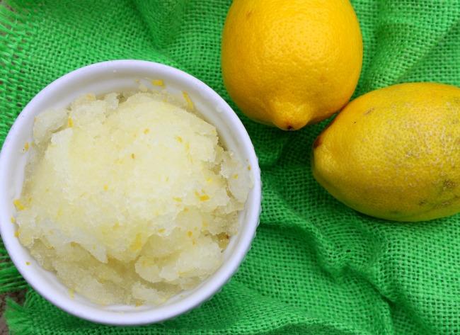 lemon granita recipe