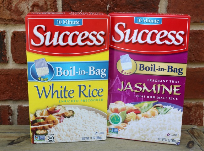 success rice picture