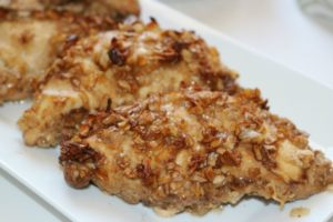 Savory Apple Cider Chicken Recipe