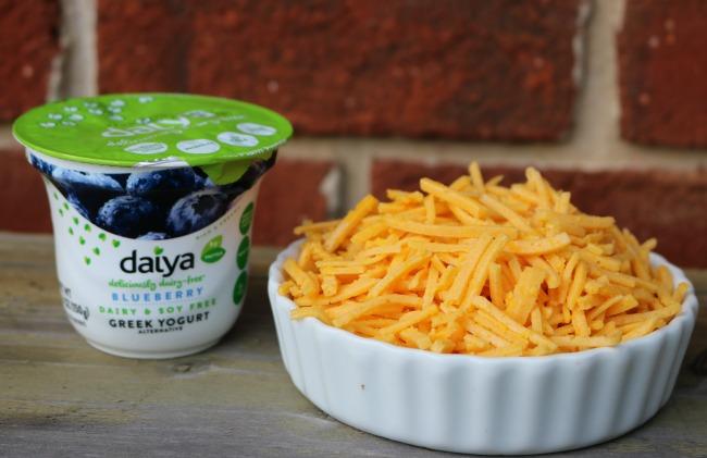 Daiya Yogurt and Cheese