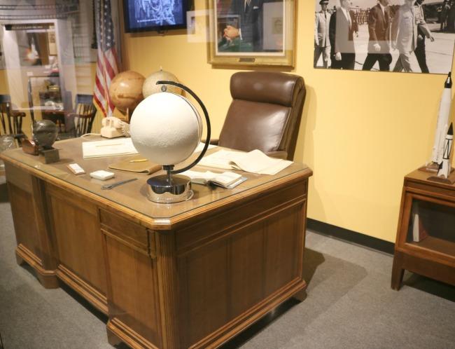 Dr. Von Braun's Office