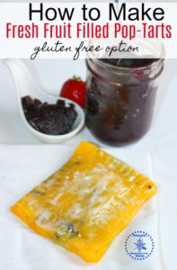 How to Make Fruit Filled Pop-Tarts