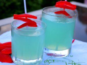 Sparkling Mermaid Lemonade Recipe