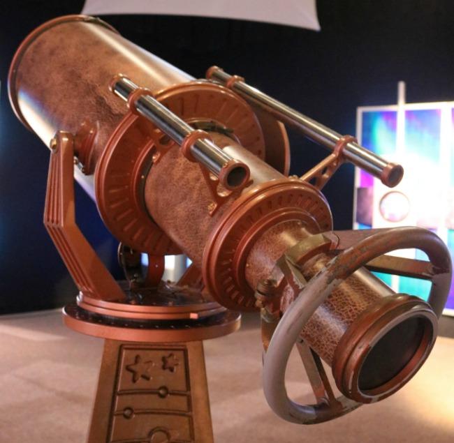 Space Center Telescope