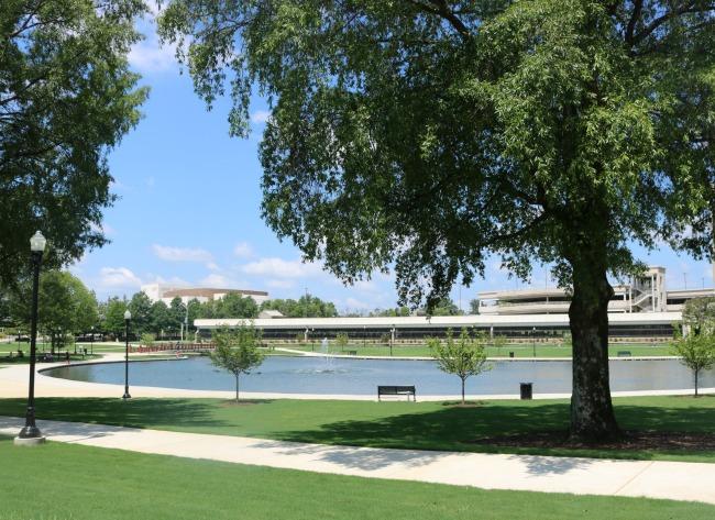 Big Springs Park Huntsville, Alabama