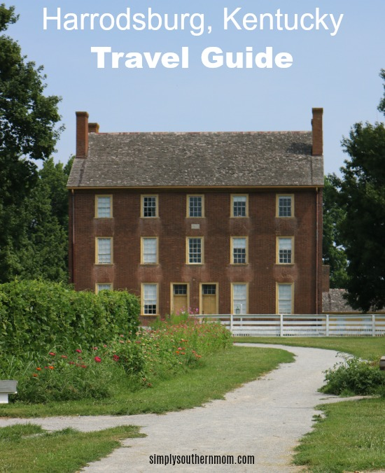 Harrodsburg, Kentucky Travel Guide
