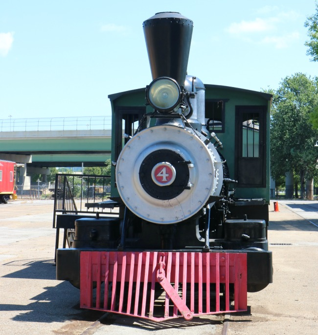 Huntsville Historic Depot