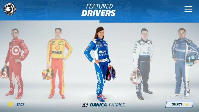 NASCAR APP IMAGE