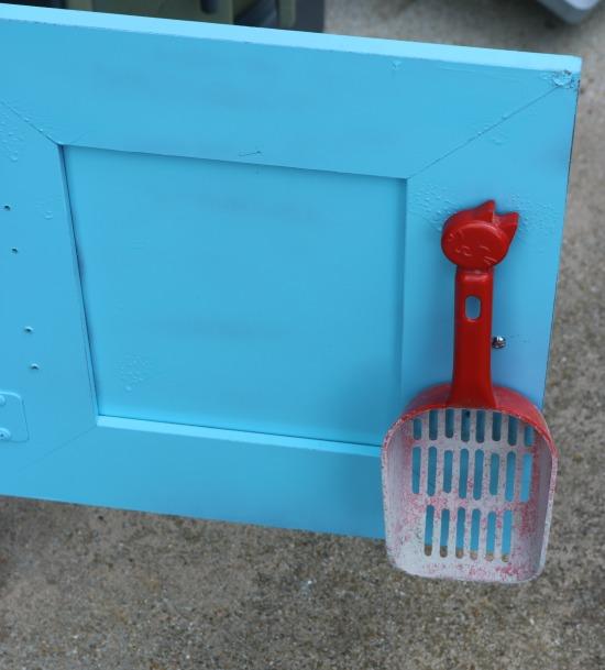 add hook to door