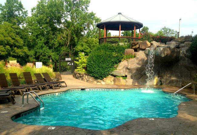 hidden mountain resort pool