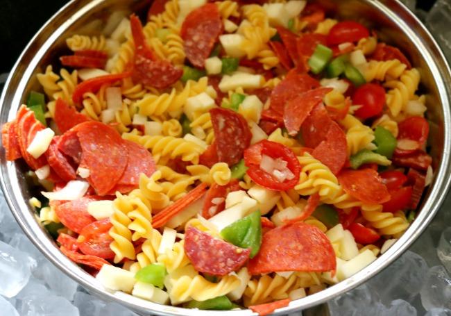 the best antipasto salad recipe