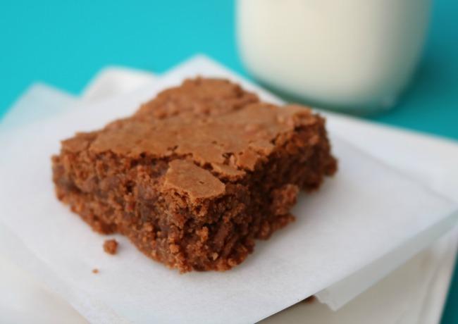 Candy Bar Brownies Recipe Gluten Free