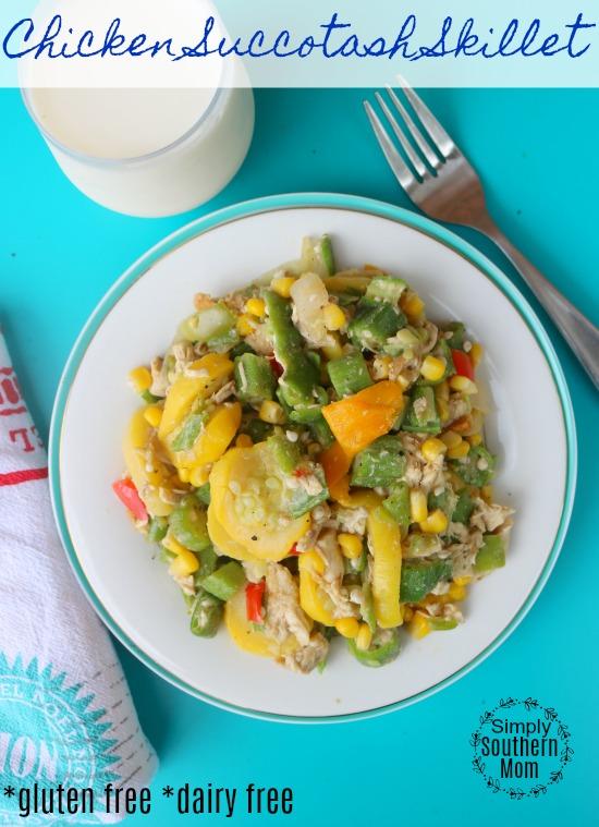 Chicken Succotash Skillet Recipe 2