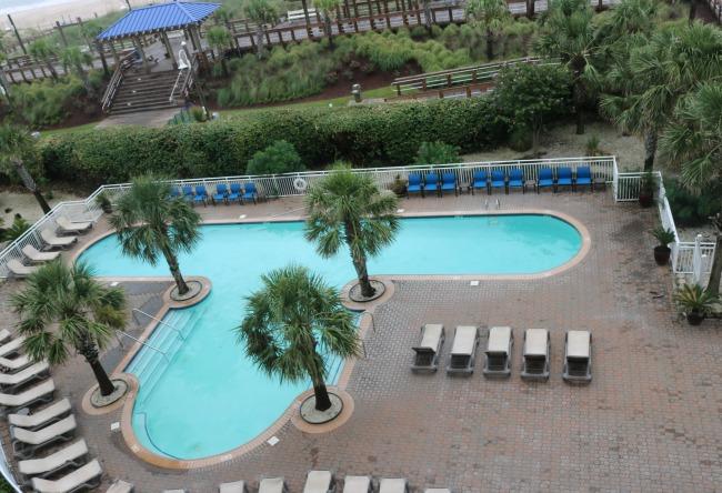 Courtyard Marriot Carolina Beach