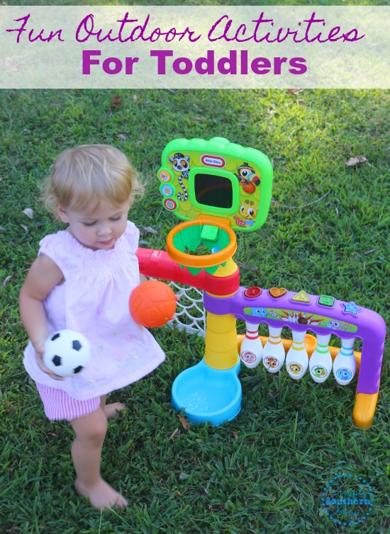 Fun Outdoor Activities for Toddlers