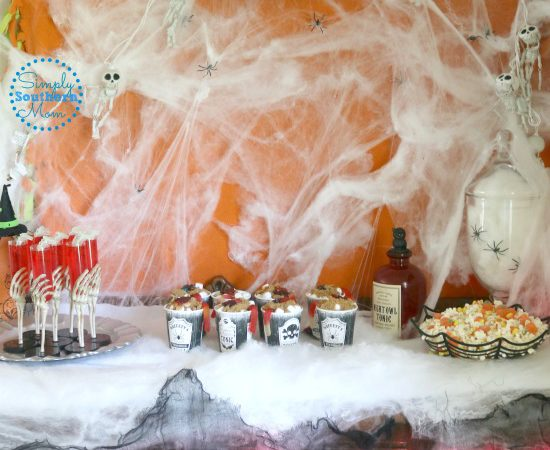 Laboratory Halloween Party Ideas