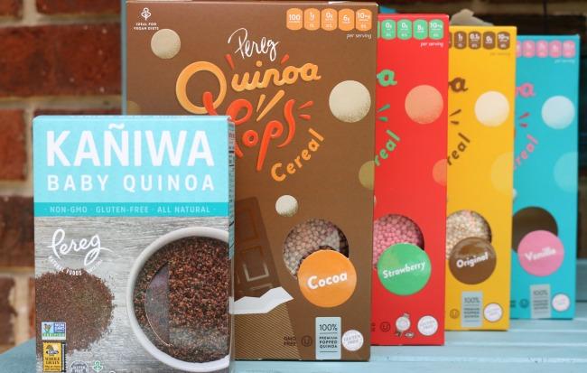 Pereg Gourmet Foods Quinoa Pops