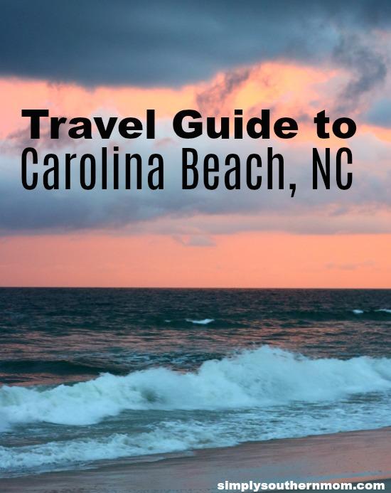 Travel Guide to Carolina Beach, NC