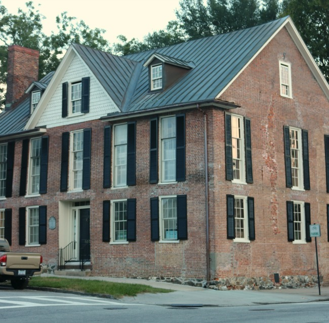 Oldest House in Wilmington, NC