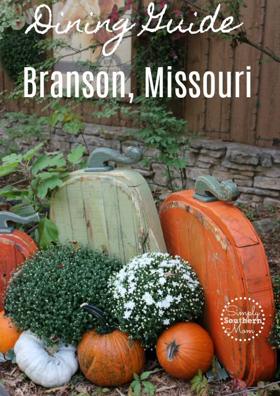 Dining Guide Branson Missouri