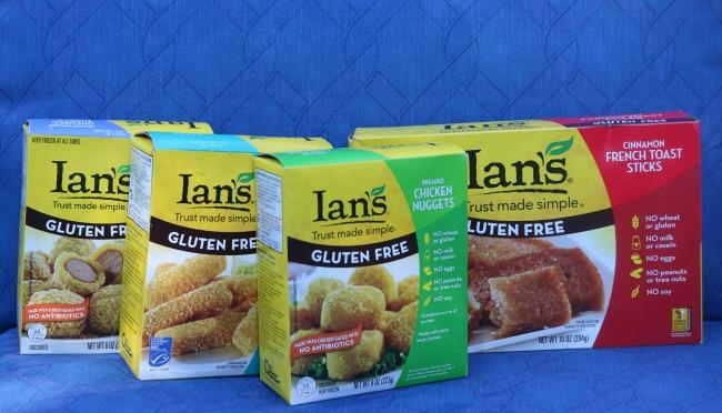 Ian's Gluten Free