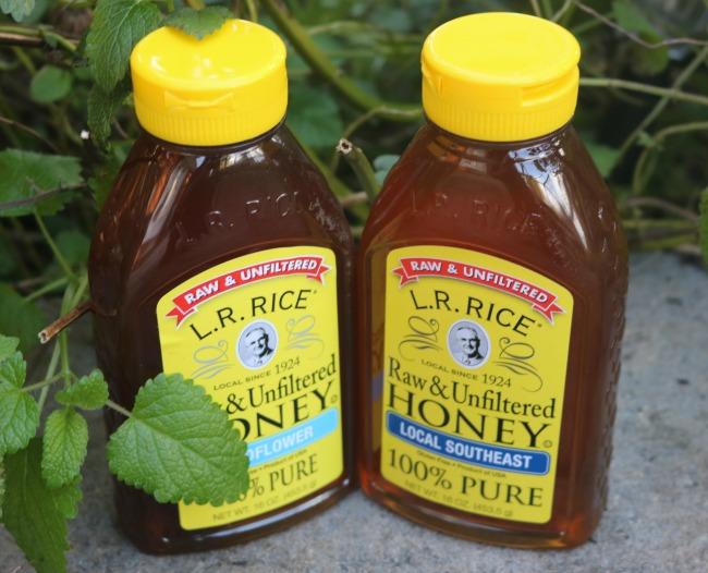 LR Rice Honey