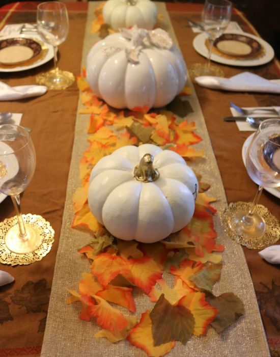 Thanksgiving Centerpiece Easy