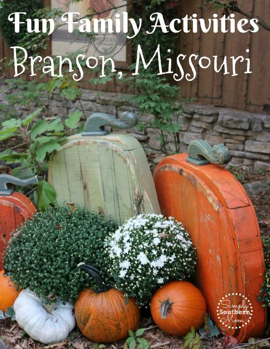 Fun Family Activities Branson, Missouri
