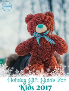 Just For Kids Holiday Gift Guide 2017