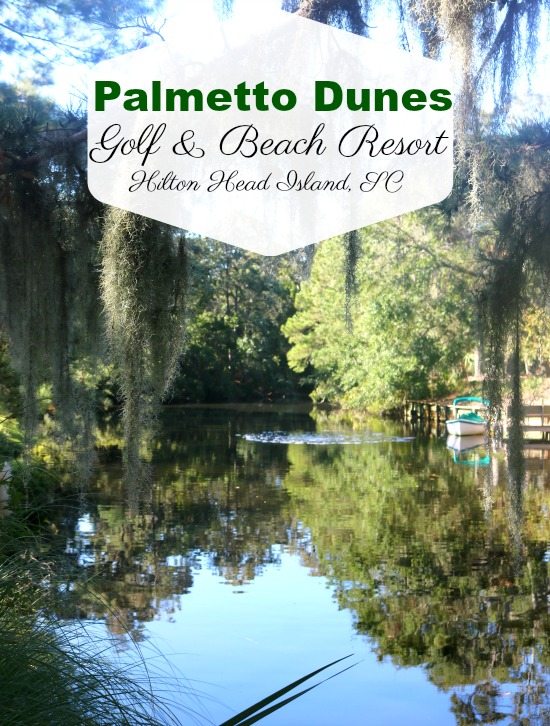 Palmetto Dunes Golf & Beach Resort