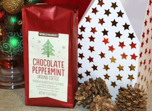 Chocolate Peppermint Ground Coffee