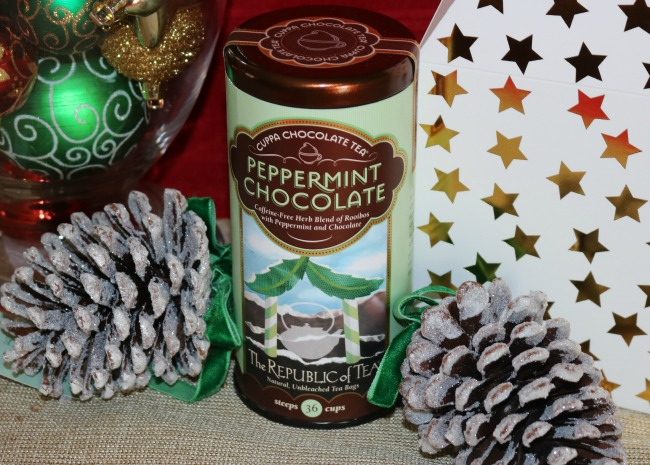 Peppermint Chocolate Tea