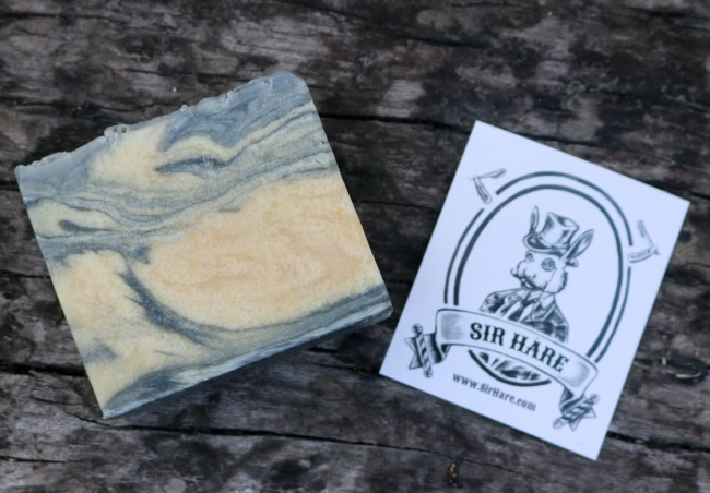 Sir Hare Man Soap