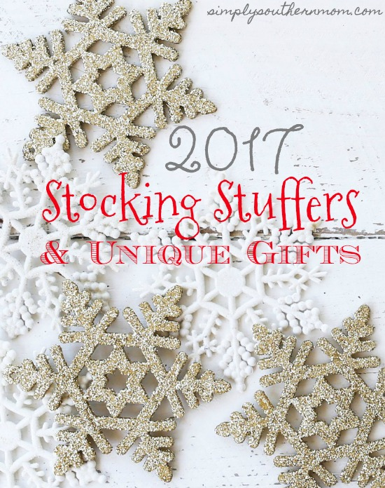 Stocking Stuffers and Unique Gifts